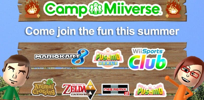 Los eventos del Camp Miiverse quedan cancelados por la muerte de Iwata
