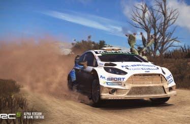 WRC 5 se luce en un nuevo tráiler