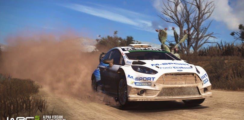 WRC 5 celebra su lanzamiento con un nuevo tráiler