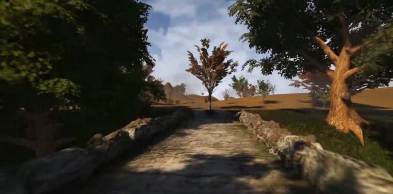 Recreación de una zona del mundo de World of Warcraft en Unreal Engine 4