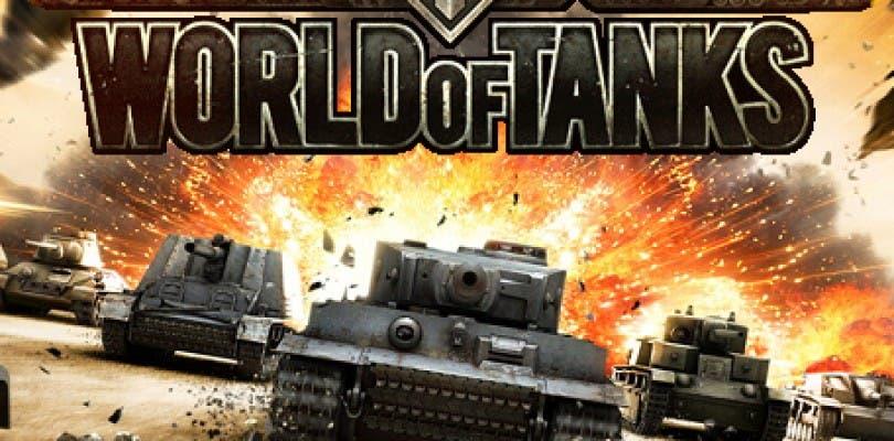La versión de World of Tanks de PlayStation 4 será superior a la de PC