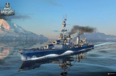Wargaming explica cómo funcionarán las banderas de World of Warships