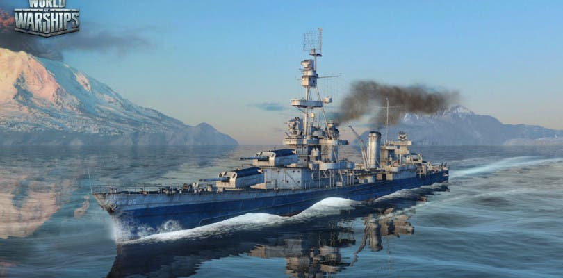 Ya está disponible la beta abierta de World of Warships