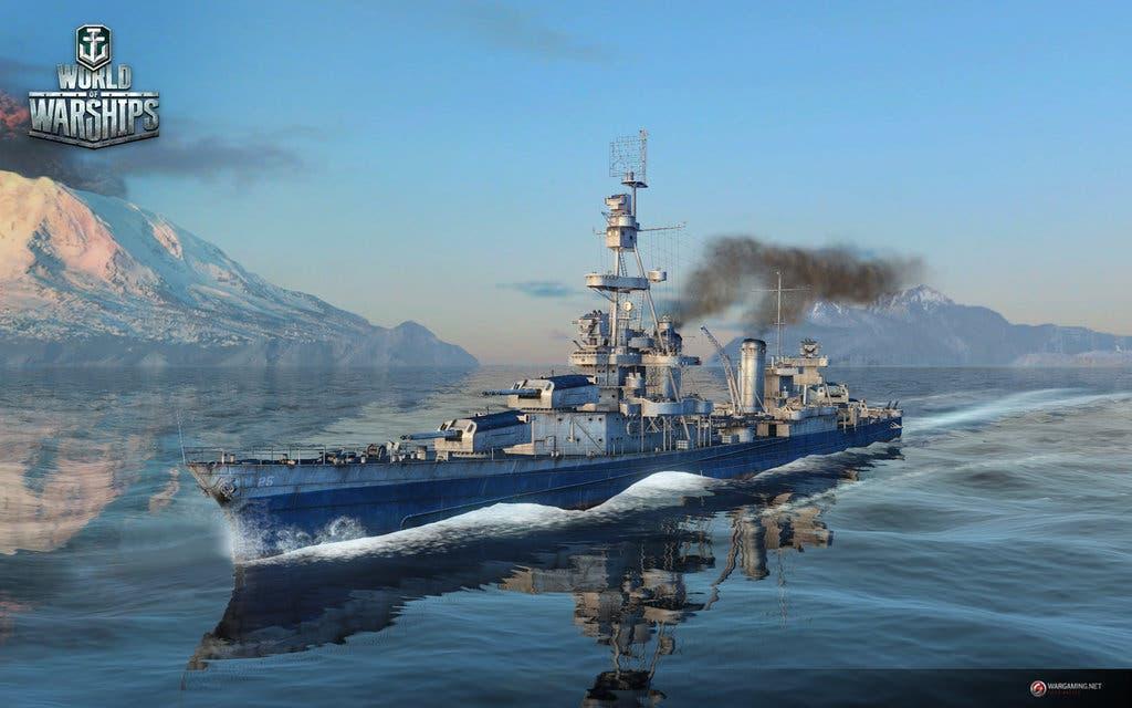 World of Warships USS-Salt-Lake-City