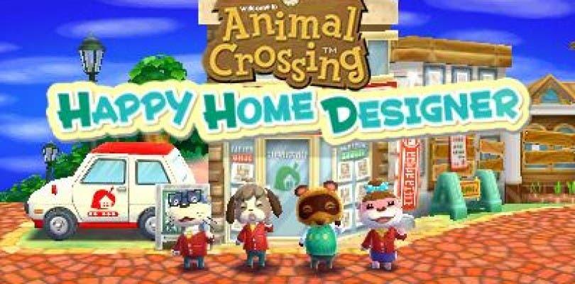 Se revelan nuevos vídeos de Animal Crossing: Happy Home Designer