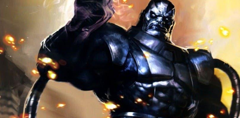Primer cartel promocional de X-MEN: Apocalipsis