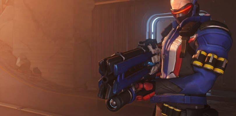 Desvelado un nuevo héroe de Overwatch: Soldier 76