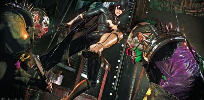 Primer vistazo a Batgirl en Batman Arkham Knight