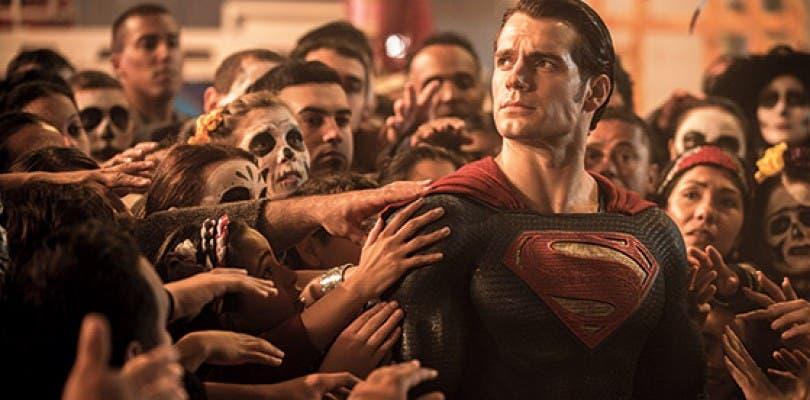Superman podría aparecer en la película de Wonder Woman