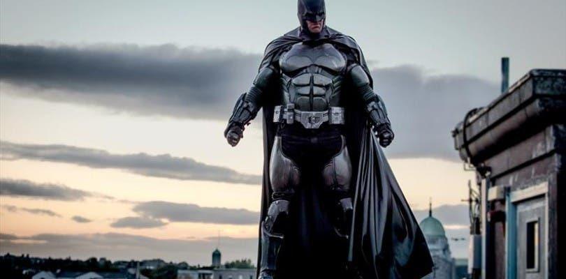 Alucinante cosplay profesional de Batman Arkham Origins