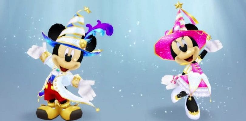 Tráiler debut de Disney Magical World 2