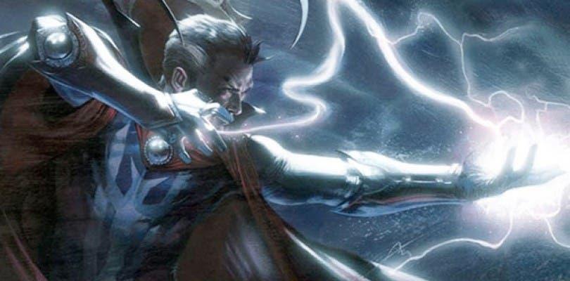 Nuevos detalles de Doctor Strange