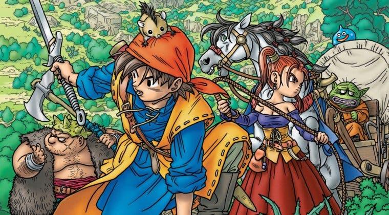 Imagen de Square Enix anunciará un nuevo Dragon Quest el 28 de julio
