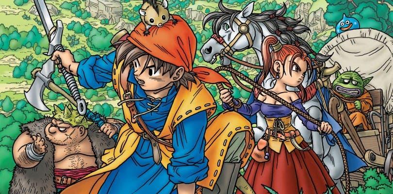 Square Enix anunciará un nuevo Dragon Quest el 28 de julio