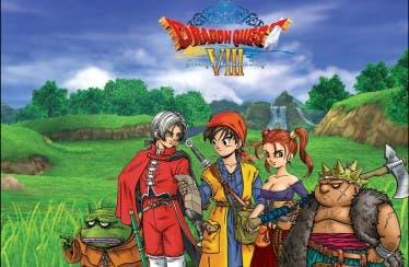 Nuevo vídeo de Dragon Quest VIII mostrando material del juego