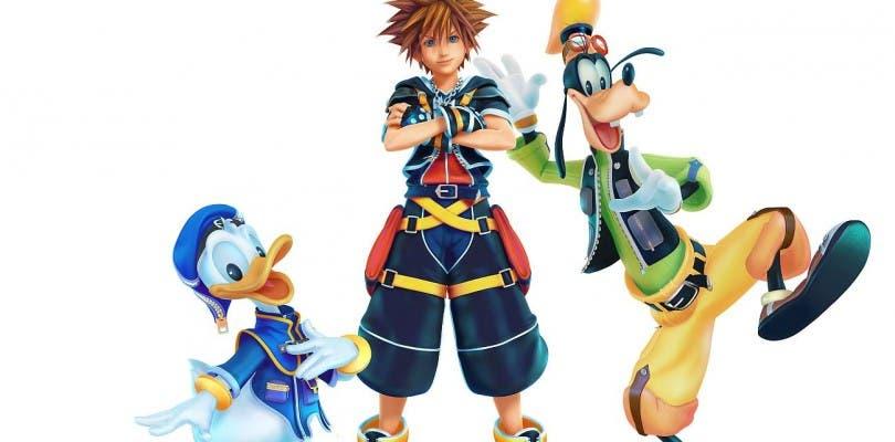 Kingdom Hearts III: Nomura da detalles sobre su sistema de combate y el motor gráfico