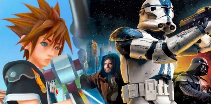 La expo D23 revelará información sobre Kingdom Hearts III y Star Wars: Battlefront