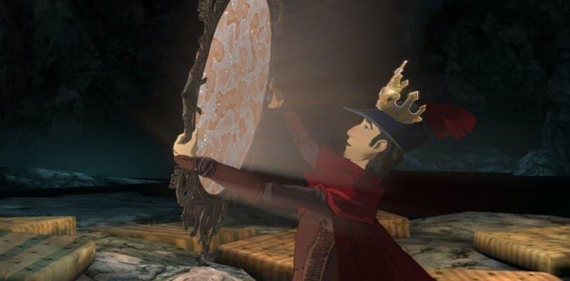 El primer capítulo de King's Quest ya está disponible para las consolas de Sony y Microsoft