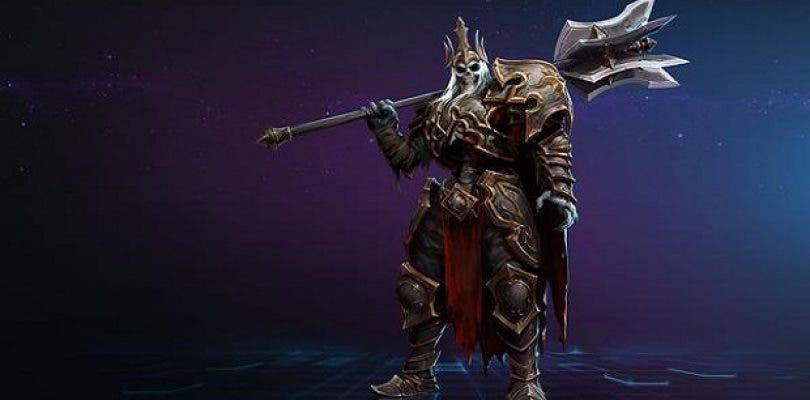 Vídeo presentación de Leoric, nuevo personaje de Heroes of the Storm