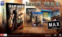 Detallado el contenido de la edición coleccionista de Mad Max