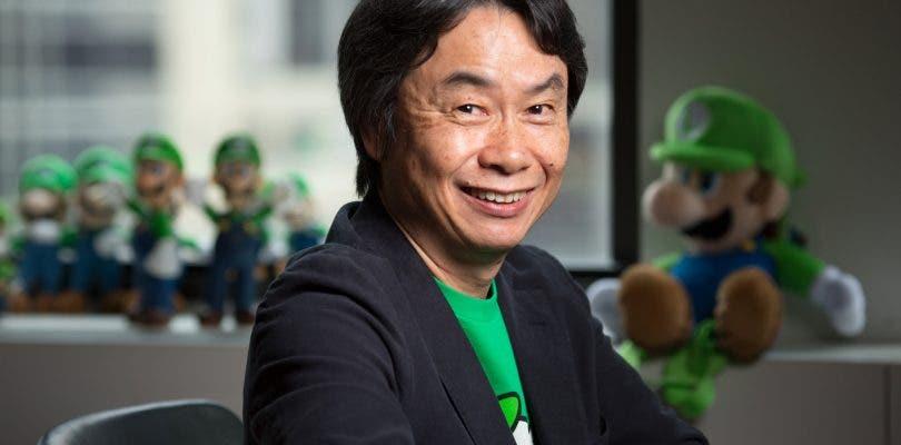 Miyamoto prefiere evitar los remakes y centrarse en nuevos títulos