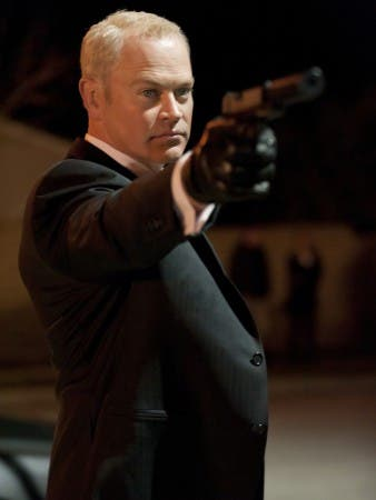 JUSTIFIED: Episode 8: Watching the Detectives (Airs March 6, 10:00 pm e/p). Pictured: Neal McDonough. CR: Prashant Gupta / FX.