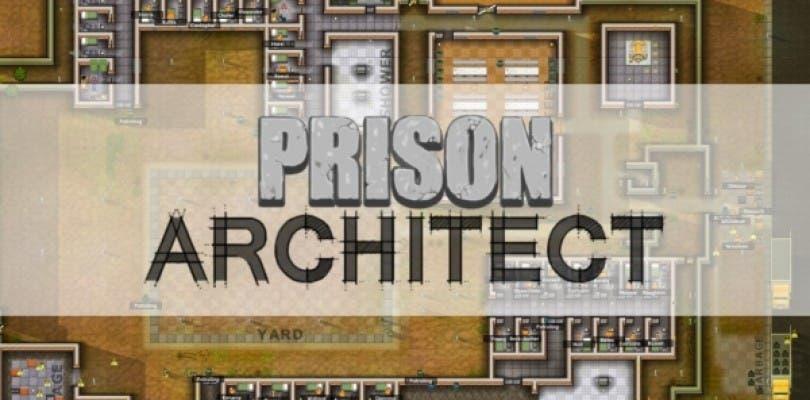 Se ha presentado Escape Mode, el nuevo DLC de Prison Architect