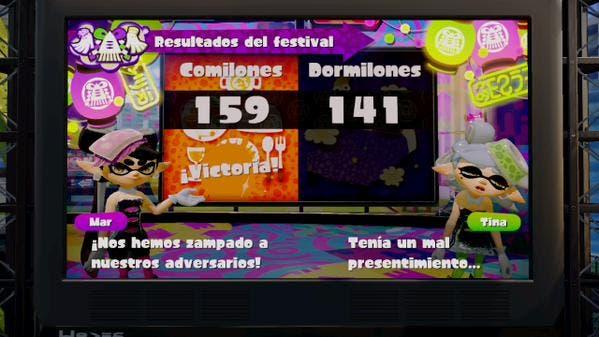 resultados splatfest 2