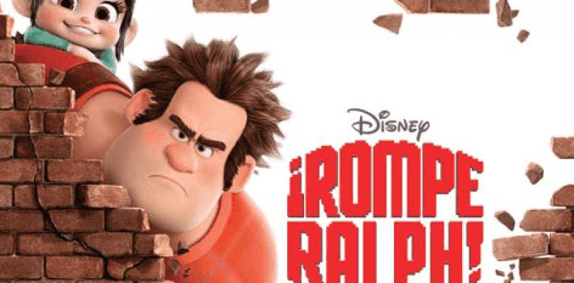 ¡Rompe Ralph! 2 está en desarrollo