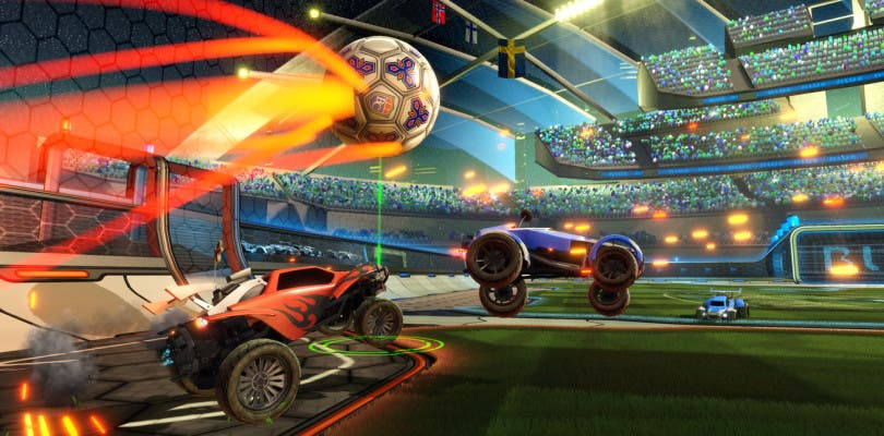 Rocket League a punto para el Cross-Play entre Xbox One y PS4