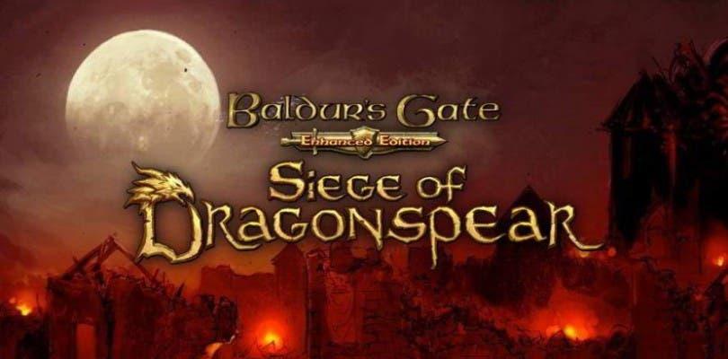 Anunciada la expansión Siege of Dragonspear para Baldur's Gate: Enhanced Edition