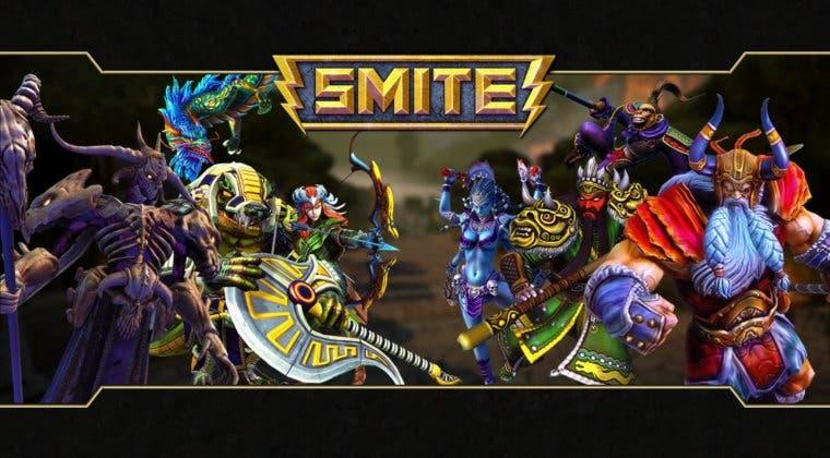 Imagen de SMITE llega a los 10 millones de jugadores