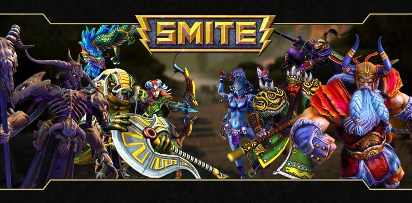 SMITE ya está disponible en Steam