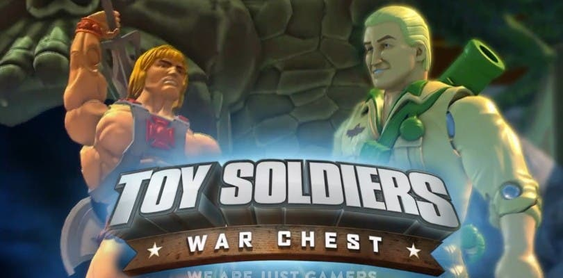 Toy Soldier: War Chest llegará el 11 de agosto