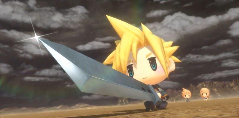 World of Final Fantasy Maxima anunciado y fechado para Switch