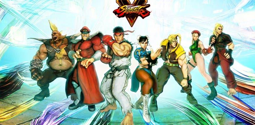 Capcom asegura que no habrá DLC oculto en el disco de Street Fighter V
