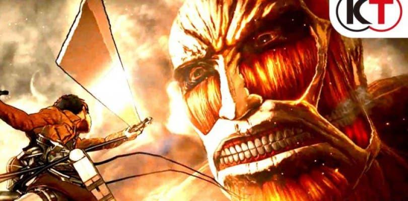 Primeros detalles de Ataque a los Titanes, de Koei Tecmo