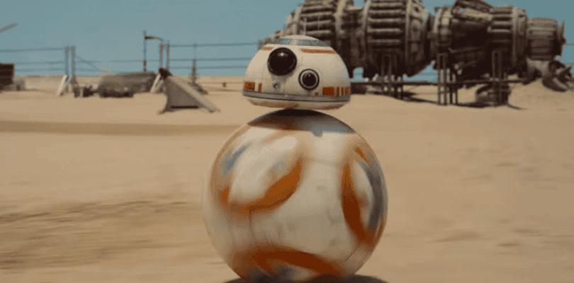 Nuevas imágenes de los personajes de Star Wars: El Despertar de la Fuerza