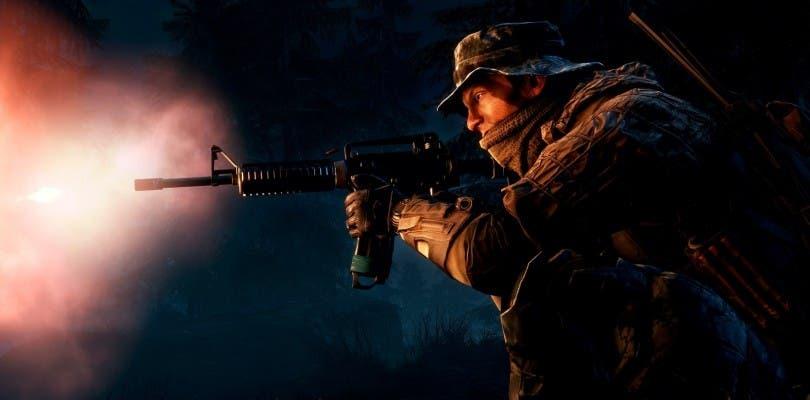 Tráiler cinemático del próximo DLC gratuito de Battlefield 4: Night Operations
