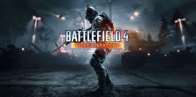 """Battlefield 4 recibirá un nuevo DLC gratuito llamado """"Operaciones Nocturnas"""""""