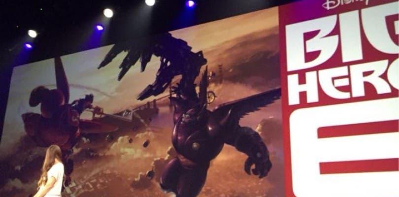 Kingdom Hearts III contará con un mundo basado en Big Hero 6