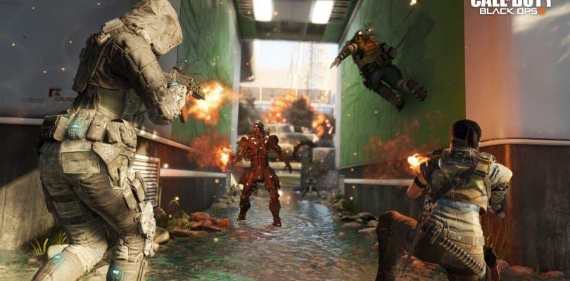 Un nuevo gameplay de Black Ops 3 nos muestra los movimientos del personaje