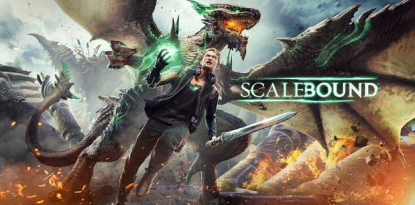 Scalebound iba a tener dinosaurios en lugar de dragones