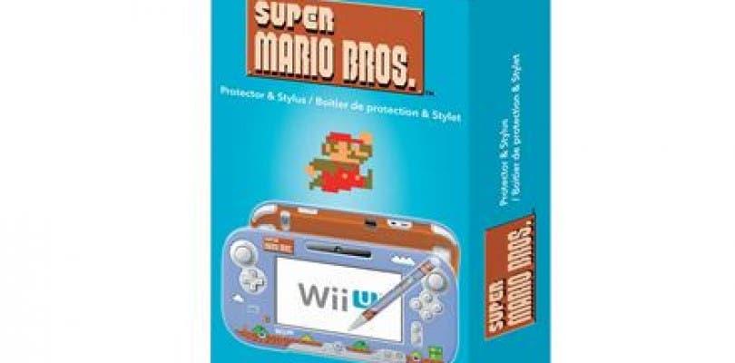 Nuevo protector para el Wii U Gamepad de Super Mario