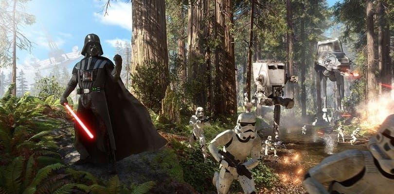 """Star Wars Battlefront – DICE desvela un nuevo modo de juego llamado """"Supremacía"""""""