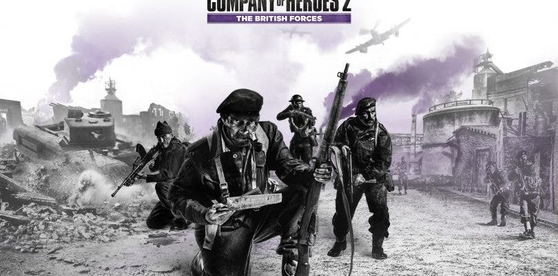 Ya es posible adquirir Company of Heroes 2: The British Forces