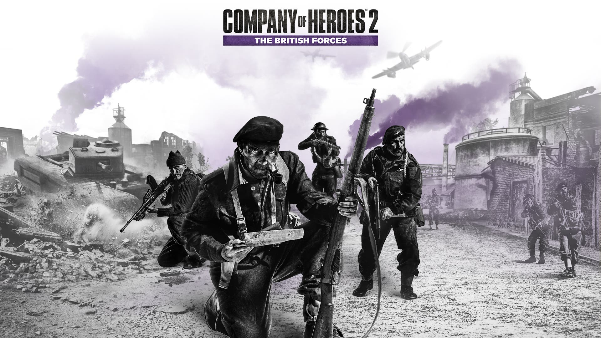 Ya Es Posible Adquirir Company Of Heroes 2 The British Forces