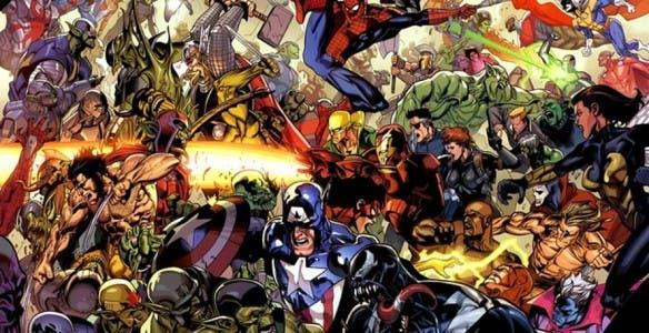 Comic Avengers Marvel