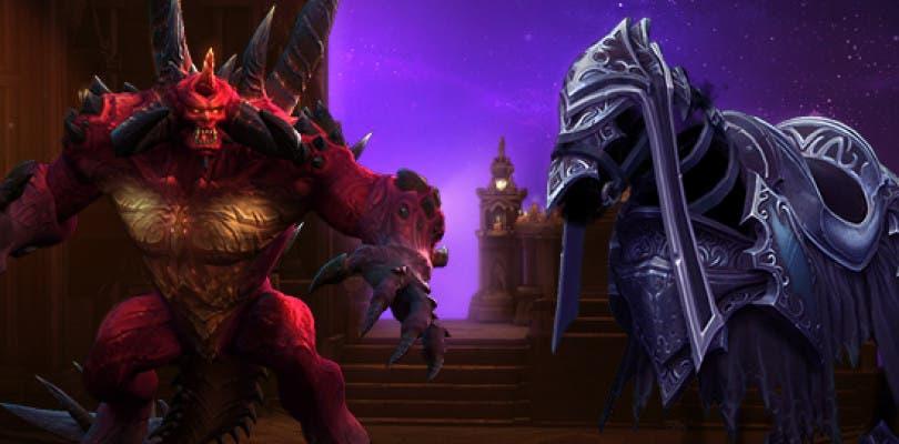 Consigue material exclusivo para Heroes of the Storm al tener Diablo III