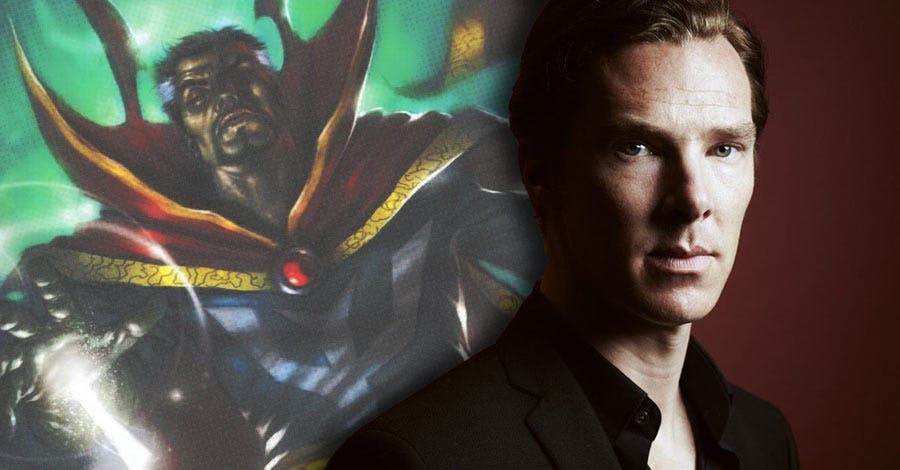 Doctor Extraño Benedict
